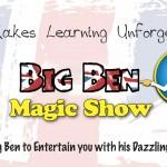 big ben Μαγος παιδικο παρτυ